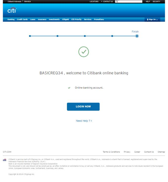 Contact Us Citibank Indonesia
