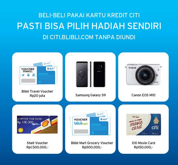 promo kartu kredit di blibli citibank indonesia rh citibank co id
