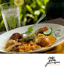 Cafe Batu Jimbar Bali