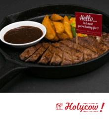 Steak Hotel by Holycow