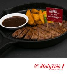 Steak Hotel by Holycow