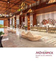 Mövenpick Resort & Spa Jimbaran Bali