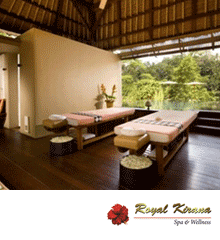 Royal Kirana Spa Bali