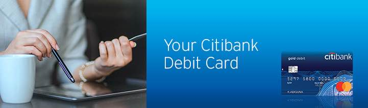Your Citibank Debit Card