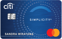 Compare Simplicity credit card with others