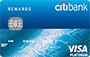 Compare between Citi Rewards card and others