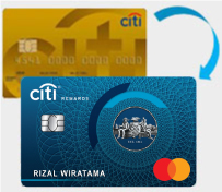 Citi Gold Card