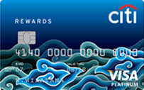 Citibank Rewards Card