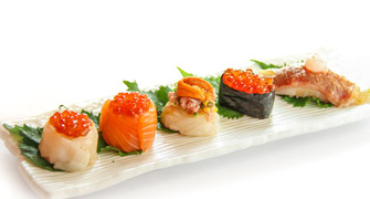 Dine & Get Rp150.000,- Voucher at Sushi Masa.